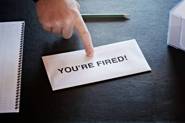 Getting Fired Without Warning for Getting Fired Without Warning
