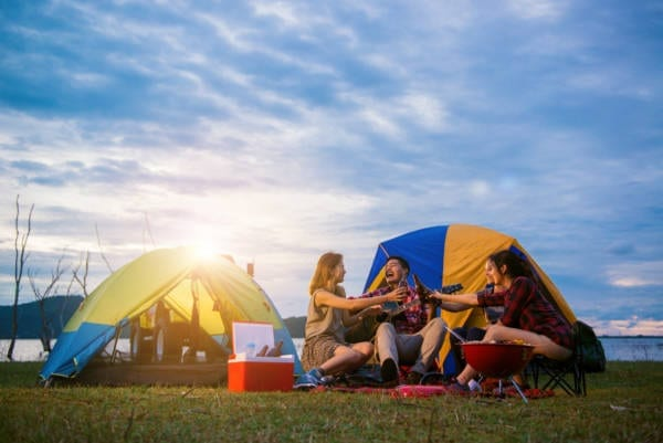 Camping Checklist For Camping Checklist