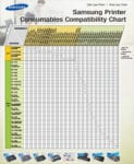 Consumables Compatibility Chart For Compatibility Charts For Compatibility Charts