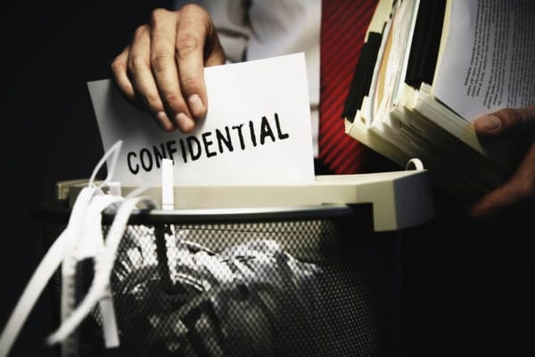 15 Confidentiality Agreement Samples