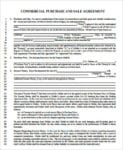 Commercial Purchase And Sales Agreement PDF For Purchase And Sales Agreement