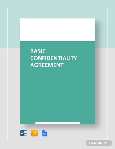 Basic Confidentiality 2