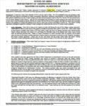 Commercial Master Lease Agreement PDF For Commercial Lease Agreement Sample