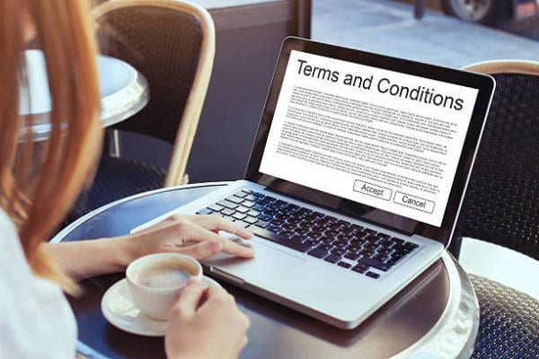 14 Terms Of Service Agreement Samples Templates PDF For Service Terms Agreement