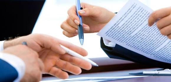 General Agreement Sample For Commercial Agreement Format