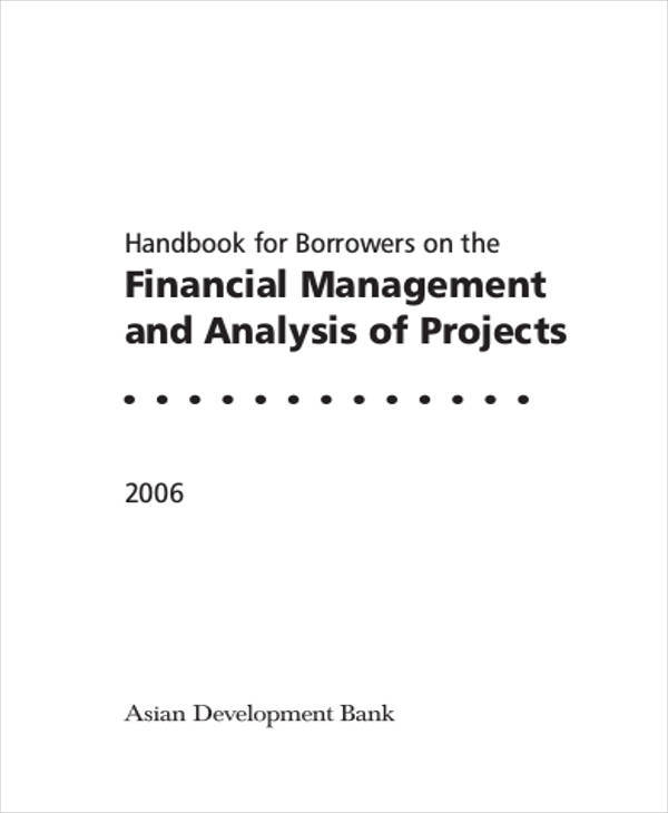 Analysis of Financial Management for Management Analysis