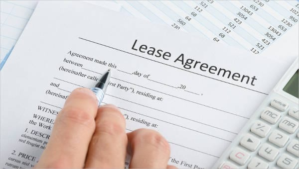 What Is a Lease Agreement for What Is A Lease Agreement