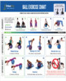 Ball Exercise Chart For Exercise Chart Templates